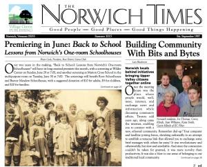 Norwich Times screenshot