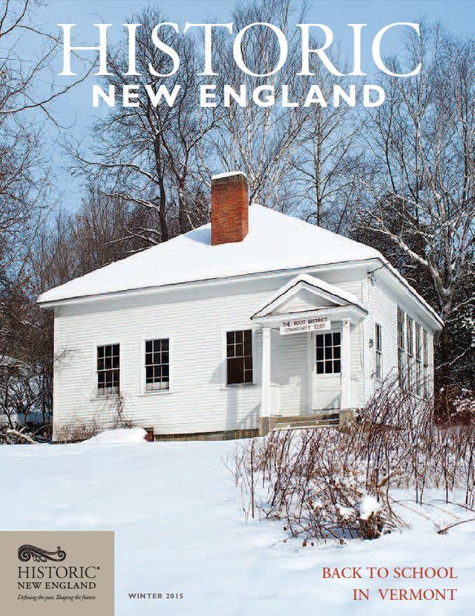 Winter 2015 HNE cover
